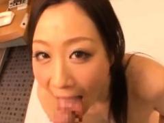 Stupefying Japanese Gf Desires Hard Fuck