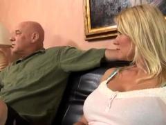Huge Boobs Blonde Whore Anal Creampied By Big Black Cocks