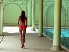 Tiffany Tatum Goes Swimming With Jack