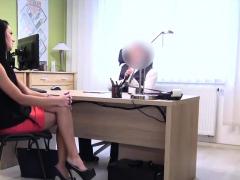 Loan4k. Skinny Brunette Passes Real Sex Casting At Loan