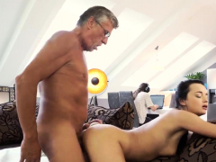 Family Strokes Daddy Fucks Ally' Playmate's Step Daughter