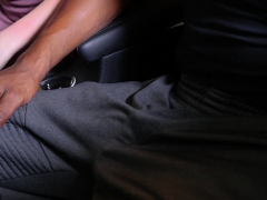 Blonde Teen Sucking And Fucking Big Black Dick After Class