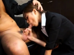 Playing With Office Girl's Vagina