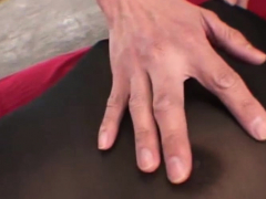 Restrained And Creamed - Japanese Bukkake Orgy