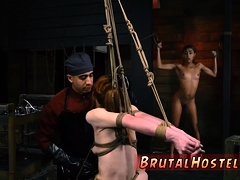 Bdsm Tickle Fuck And Extreme Gagging Blowjob Sexy Young