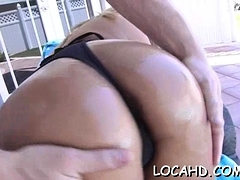 Dick Penetrated Tight Pie Of Stupefying Latin Roxy Ryder
