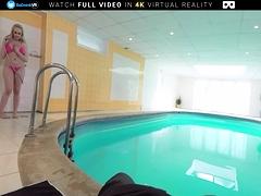Virtual Sex With Czech Milf Angel Wicky