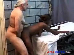 Old Men Fucking A Young Black Girl
