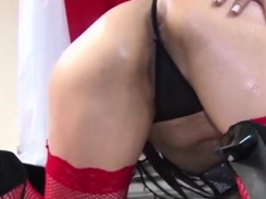 Exquisite Nipponese Bombshell Enjoys Oral Action