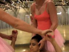 Crazy Music Party Ballerinas