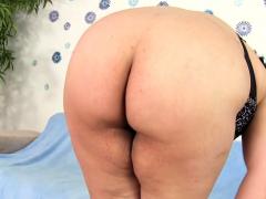 Chunky Paige Jenson Fucks Her Sex Toys