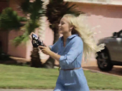 Blond Russia Teen Xxx Alone With A Drone