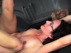 Male Slave Sucks Cock Helpless Teen Evelyn Has Been