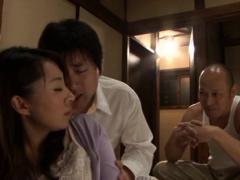 Tasty Mature Floozy Aya Kitagawa Gapes All The Way