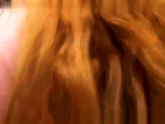 Redhead Jennilynn Gives Great Pov Blowjob