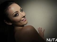 Sweetie Is A Nude Beauty Posing In A Solo Scene