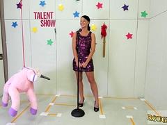 Extreme Big Ass Talent Ho