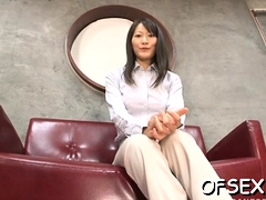 Dishy Maiden Kozue Hirayama Adores Sex A Lot