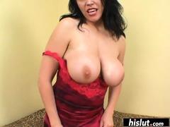 Vixen Badly Needs A Big Dick Inside Her
