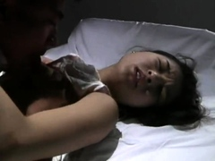 Cindy Dollar Watching Her Asian Friend Get Pussy Lick