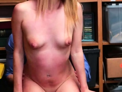Girl Gets Caught Jerking First Time Lp Officer Eyed A