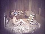 Hidden cam - Girl masturbates