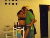 Latina Homemade Threesome