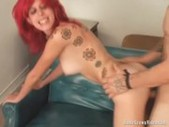 Homegrownvideos - emo couple dick and darcey shoot a home po