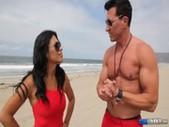 Los vigilantes de la playa parodia - baywatch parody cumloud