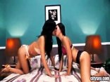 Nyomi Marcela And Sabrine Maui Each Have A Favorite Toy To Use In Their Twats