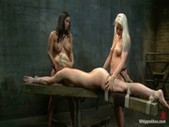Lorelei Lee, Hollie Stevens and Isis Love