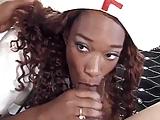 Anal Ebony Nurse