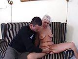 Granny gets fuck